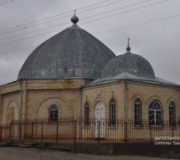 Мечеть с. Юхари-стал