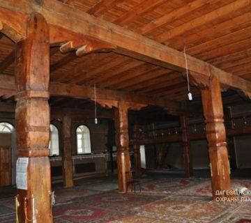 Мечеть с. Анди