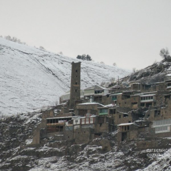 Боевая башня с. Мусрух