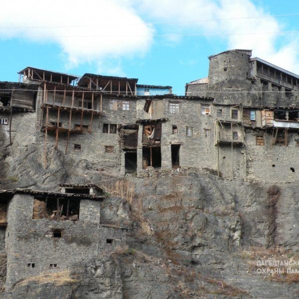 историко-архитектурный комплекс села тинди