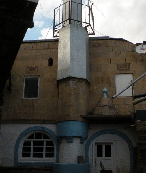 Мечеть конец 19 в. с. Шангода