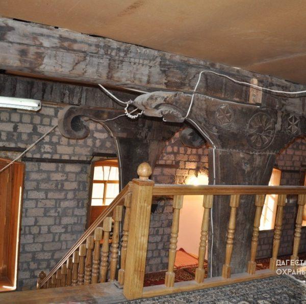 с. Хрюг, Мечеть
