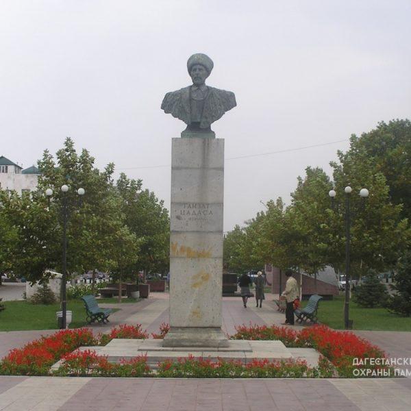 Могила поэта Цадасы Гамзата (1877-1951 гг)