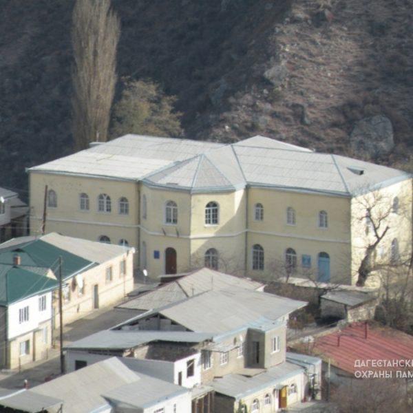 Дом в котором родилась Ольга Форш