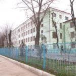 здание средней школы № 13, где в годы вов размещался эвакогоспиталь № 1614 ул чернышевского, 8