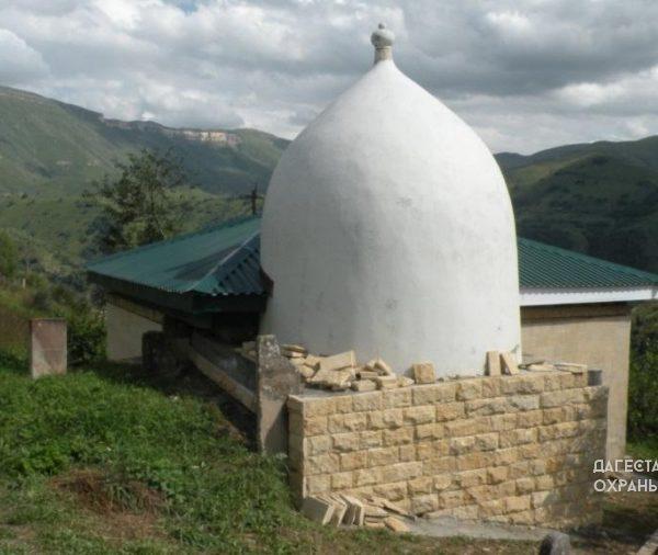 Мавзолей Мухаммада Ярагского Согратль