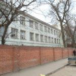 Здание гор больницы №1, где в годы ВОВ размещался эвакогоспиталь № 5061 ул. Р. Гамзатова 82