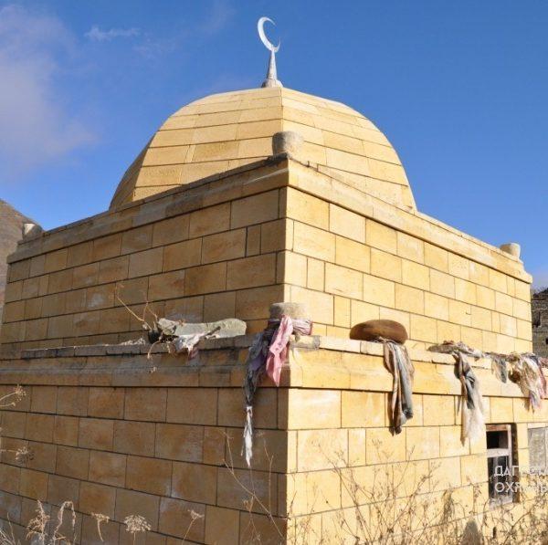 Мавзолей шейха Мухаммеда в с. Дулдуг