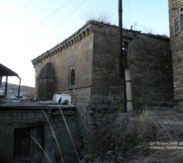 Мечеть с. Хури