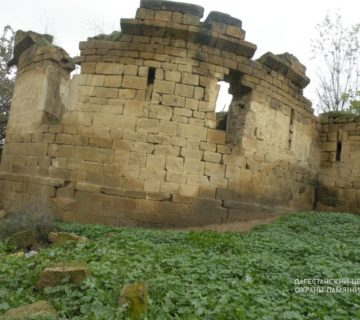 Куларская крепость с. Кулар