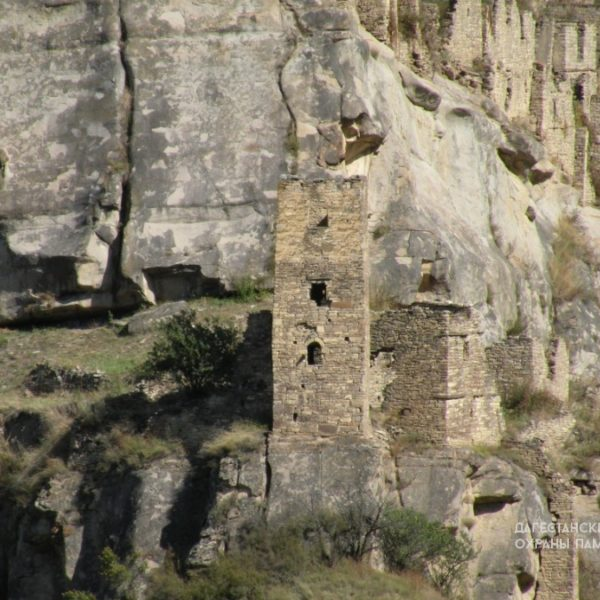 С. Кахиб, боевая башня