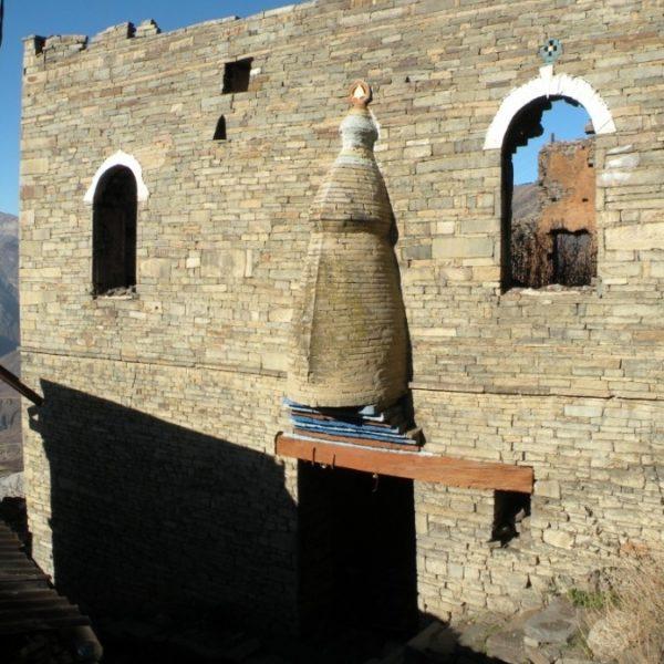 Мечеть с. Хуштада