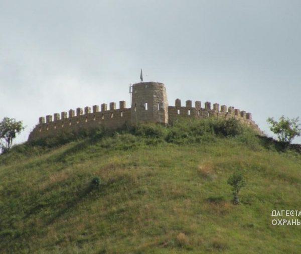 Крепость восстания 1877г. с. Согратль