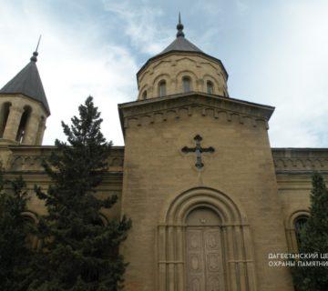 Армянский Храм Святого Всеспасителя