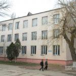здание средней школы №5, где размещался эвакогоспиталь № 4651 ул 26 бакинских комис, 78
