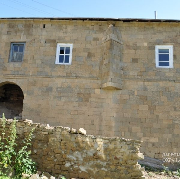 Мечеть с. Джигия