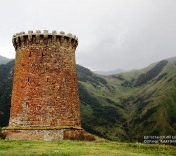 Ицаринская боевая башня XVI-XVII вв
