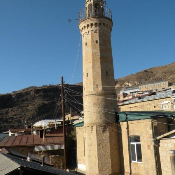 Мечеть Нижняя с. Согратль
