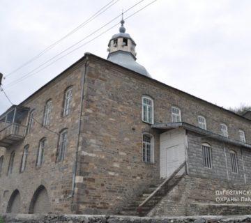 Мечеть с. Ахты