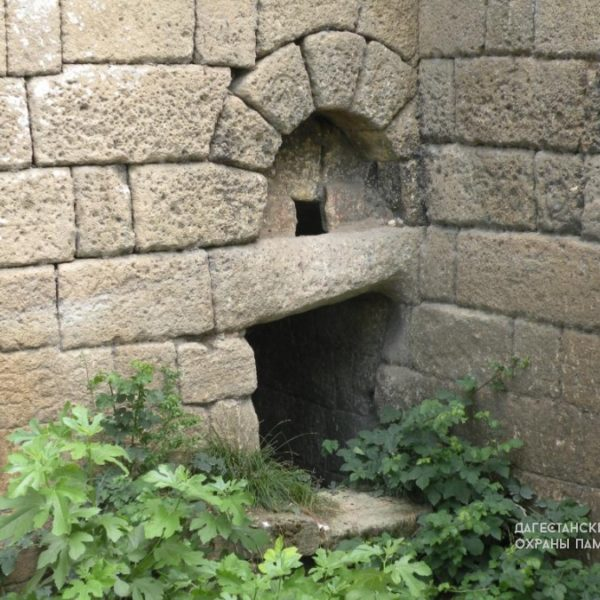 Ворота Судного Дня-Памятник Археологии X-XI В.В. Сев. Гор. Стена 3