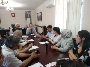 Вопросы систематического наблюдения за состоянием объектов культурного наследия рассмотрели на рабочем совещании в Дагнаследии
